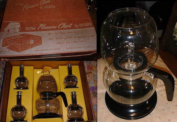 Vacuum Coffee Pots Manufacturers