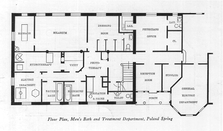 Massage Therapy Room Design Plan