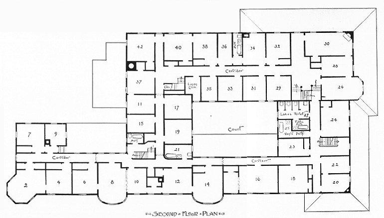 HISTORIC MANSION FLOOR PLANS House Plans Home Designs