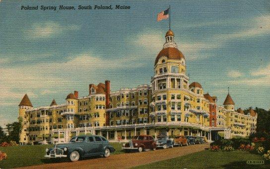 Poland Spring House Hotel