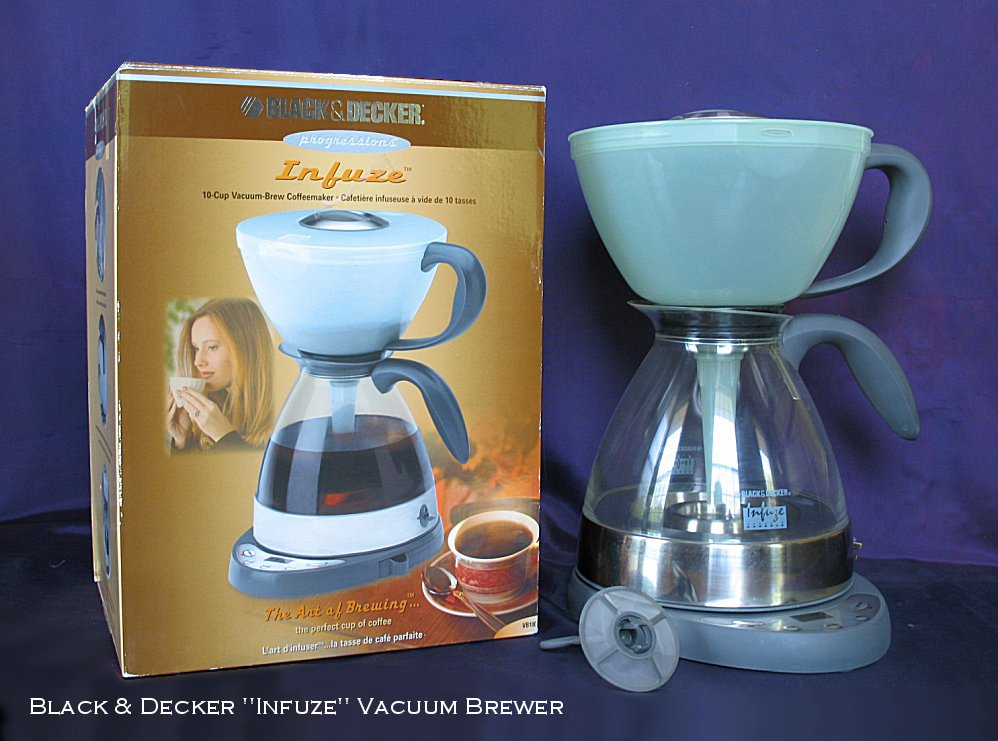 Vacuum Coffee Pots: My Collection