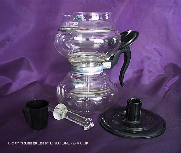 Vacuum Coffee Pots My Collection